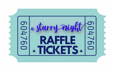Raffle Tickets - Starry Night Fall Fundraiser and Silent Auction