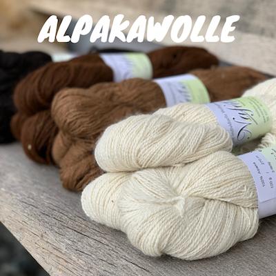Alpakawolle 100g