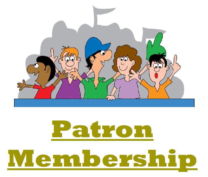 2018/19 KBC Patron Membership