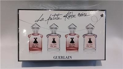 Guerlain La Petite Robe Noire Gift Set 4 x 5ml