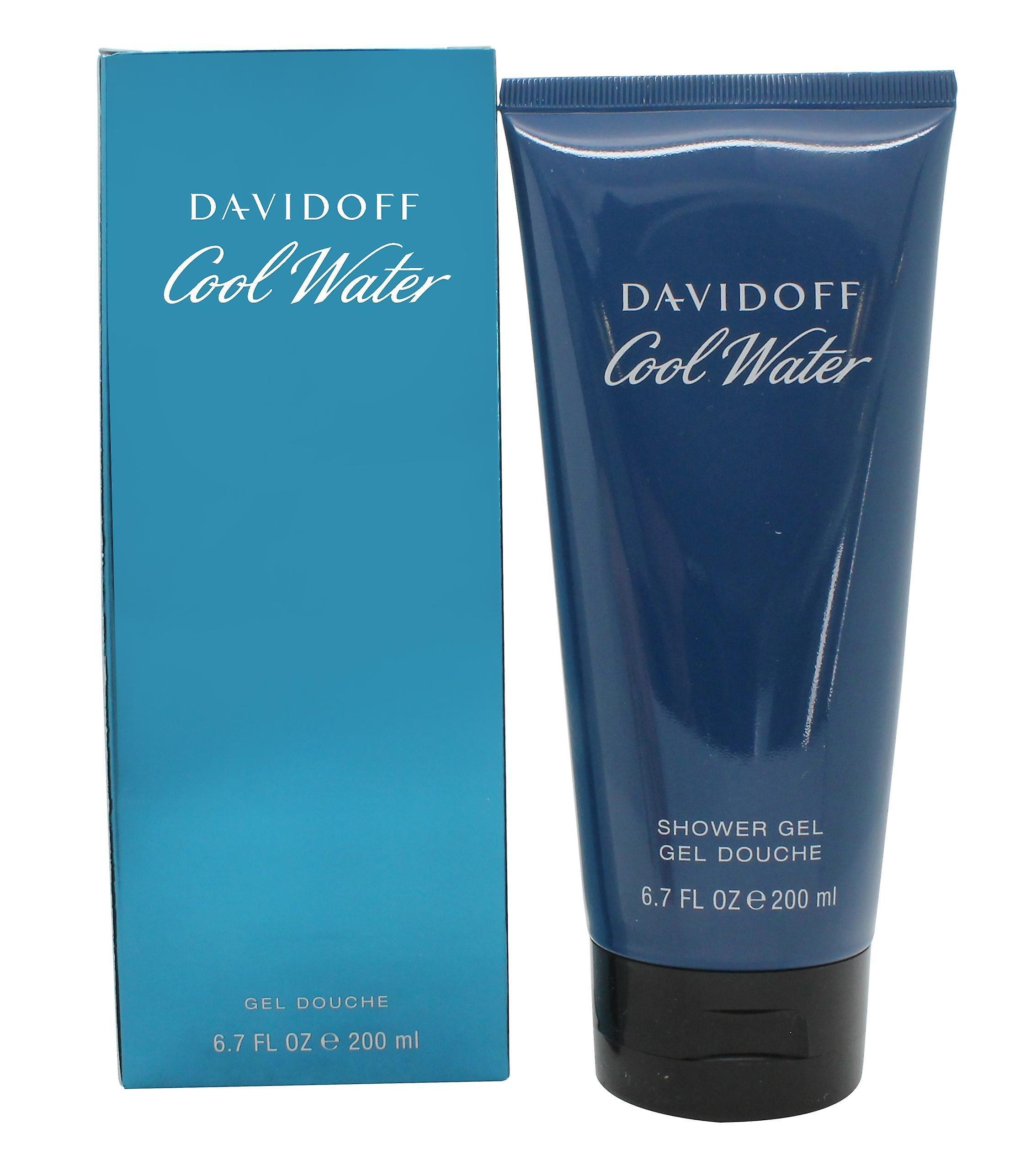 Davidoff Cool Water Shower Gel 200ml 00030
