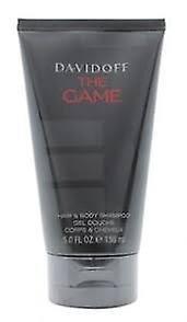 Davidoff The Game Hair & Body Wash 150ml 00032