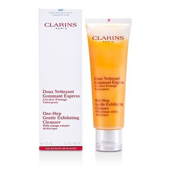 Clarins Cleansers and Toners One-Step Gentle Exfoliating Cleanser 125ml All Skin Types 00039