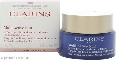 Clarins Multi-Active Nuit Revitalizing Night Cream 50ml 00041