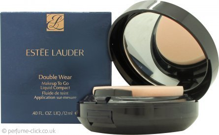 Estée Lauder Double Wear Makeup To Go Liquid Compact Foundation 12ml 00057