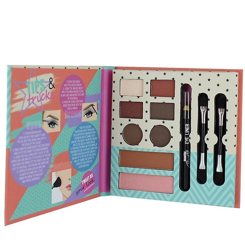 Sunkissed Beautiful Bronze Get Ready To Glow Gift Set