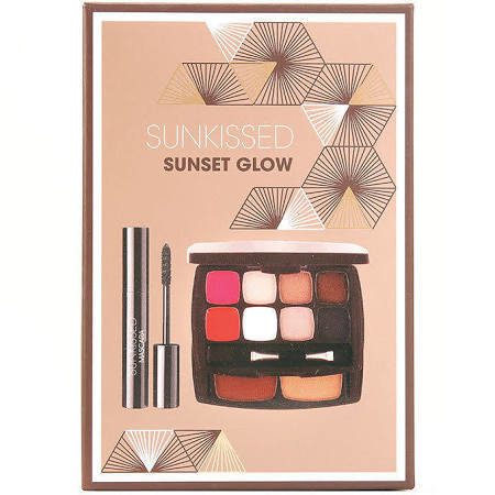 Sunkissed Sunset Glow Gift Set