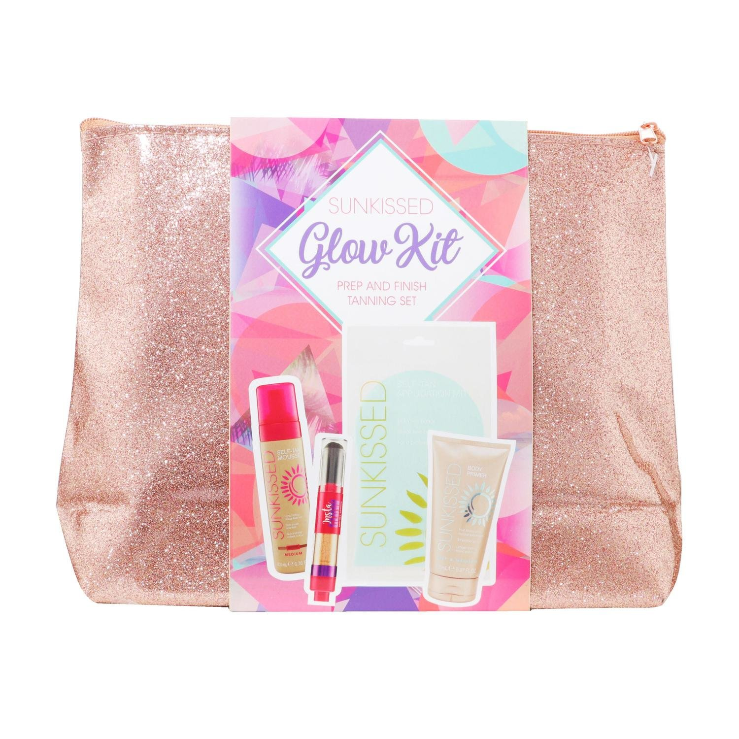 Sunkissed Glow Gift Set.