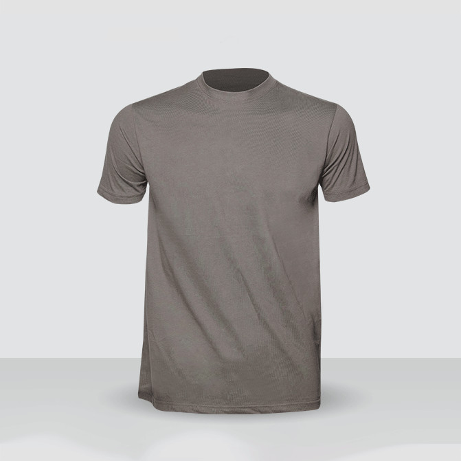 Youth Standard Tee Charcoal