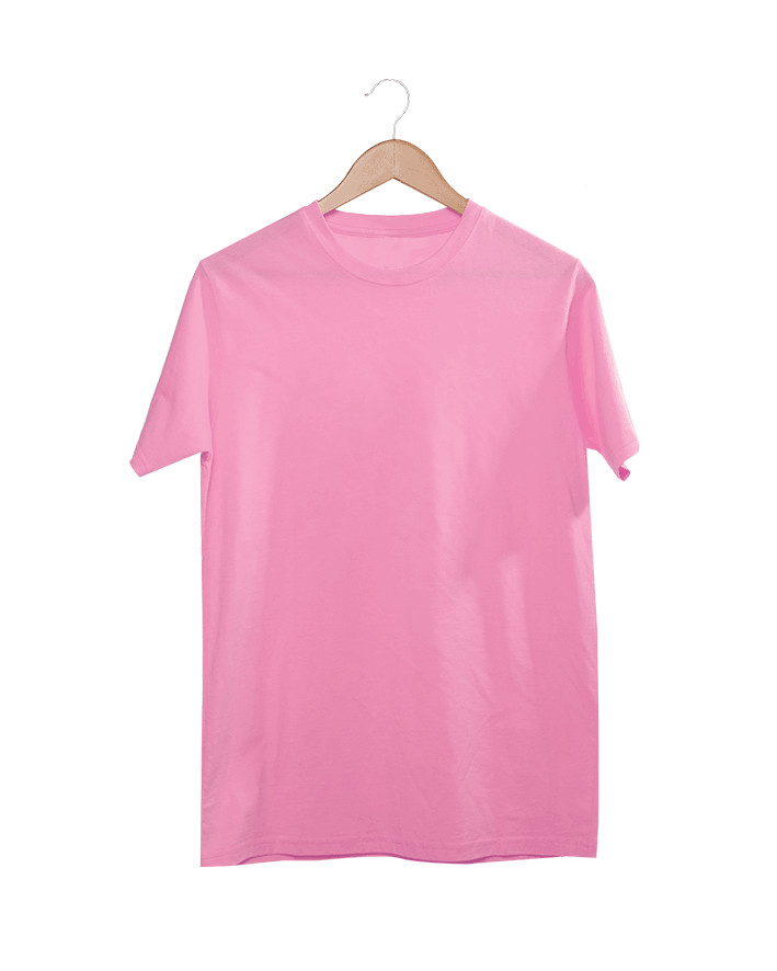 Youth Standard Tee Light Pink