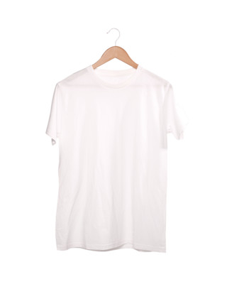 Youth Standard Tee White