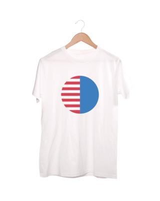 Circle Flag Tee