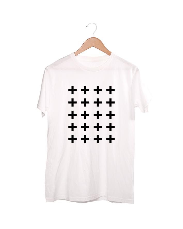 Crosses Tee SSGRAPH006