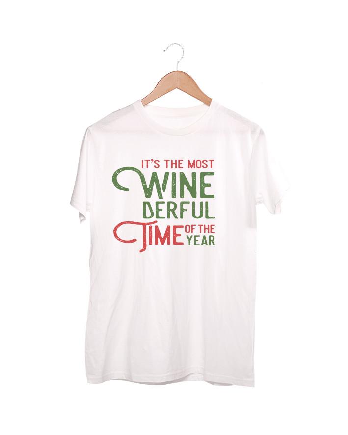 T-shirts Winederful