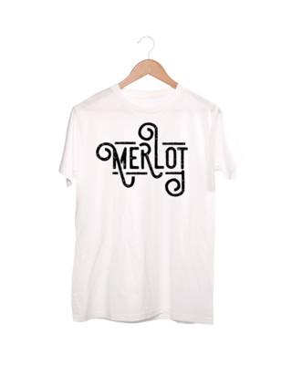 T-shirts Merlot