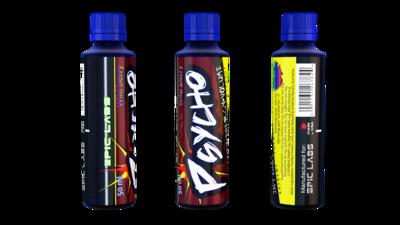 Жидкий энергетик (предтреник) Psycho Epic Labs 2 порции