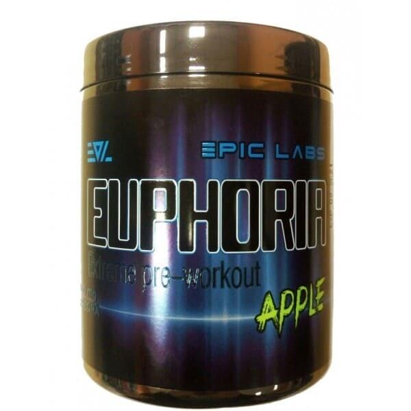 Пред-тренировочный комплекс Euphoria Epic Labs 100-200гр.