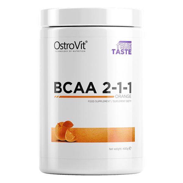 OSTROVIT BCAA 2:1:1 400 гр.