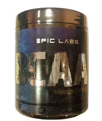 BCAA (БЦА) 2:1:1 от EPIC LABS (USA)