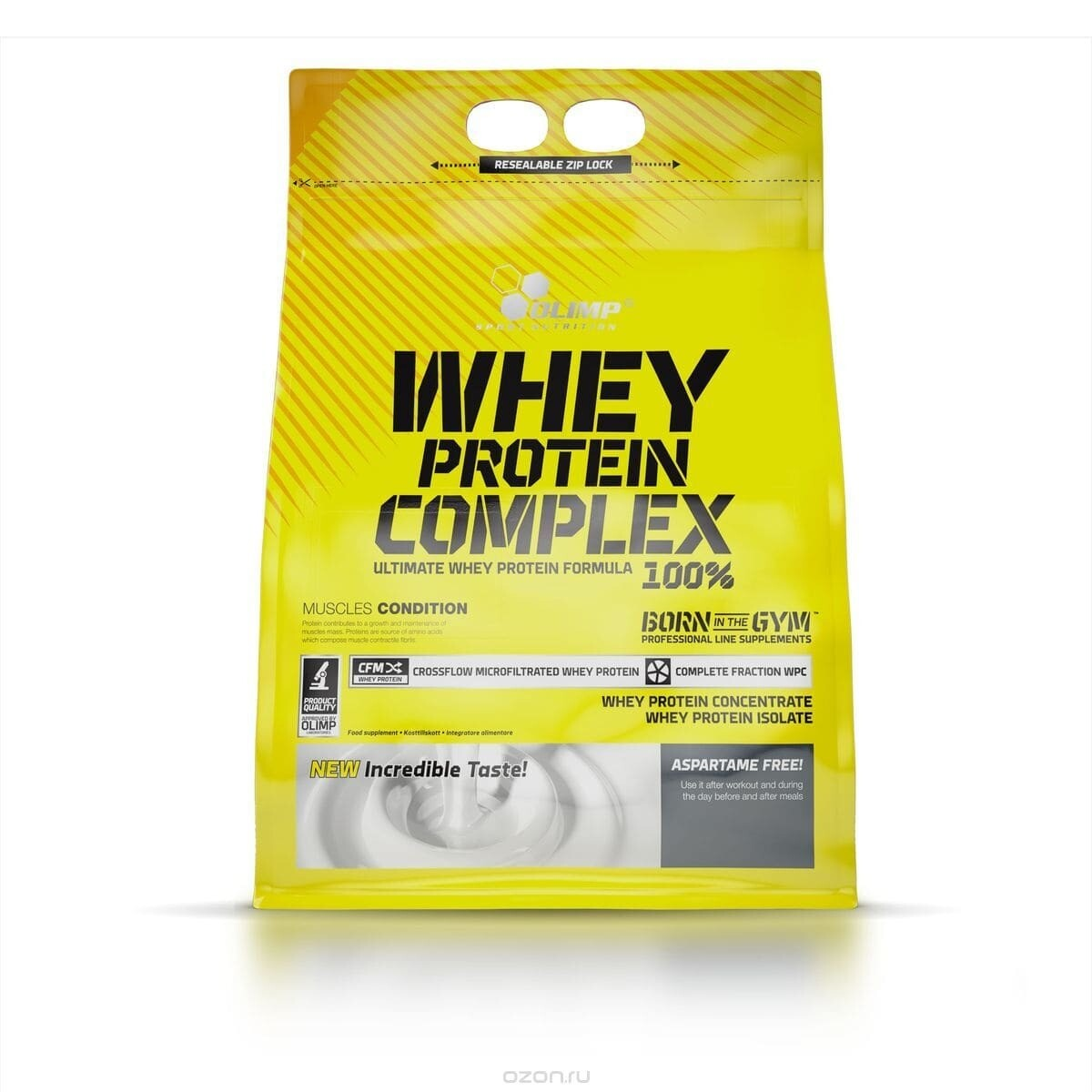 OLIMP Whey Protein Complex 100% 2270гр