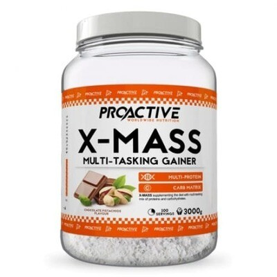 Гейнер X-mass ProActive (3000 гр)