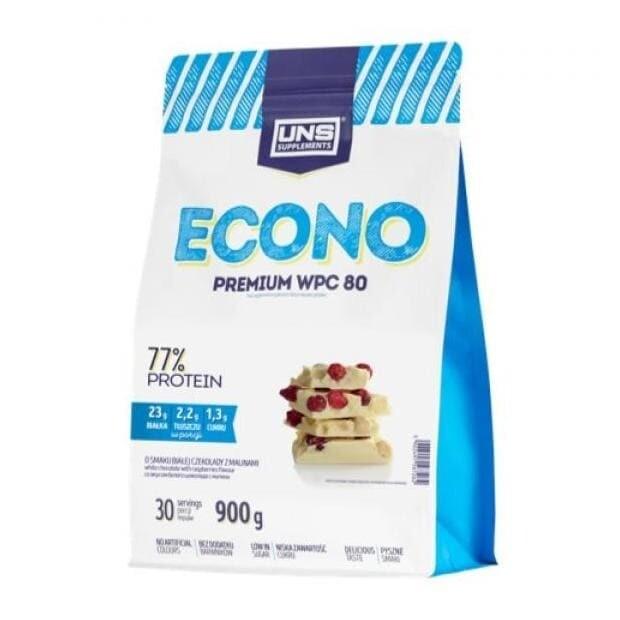 Сывороточный протеин UNS Econo WPC 80