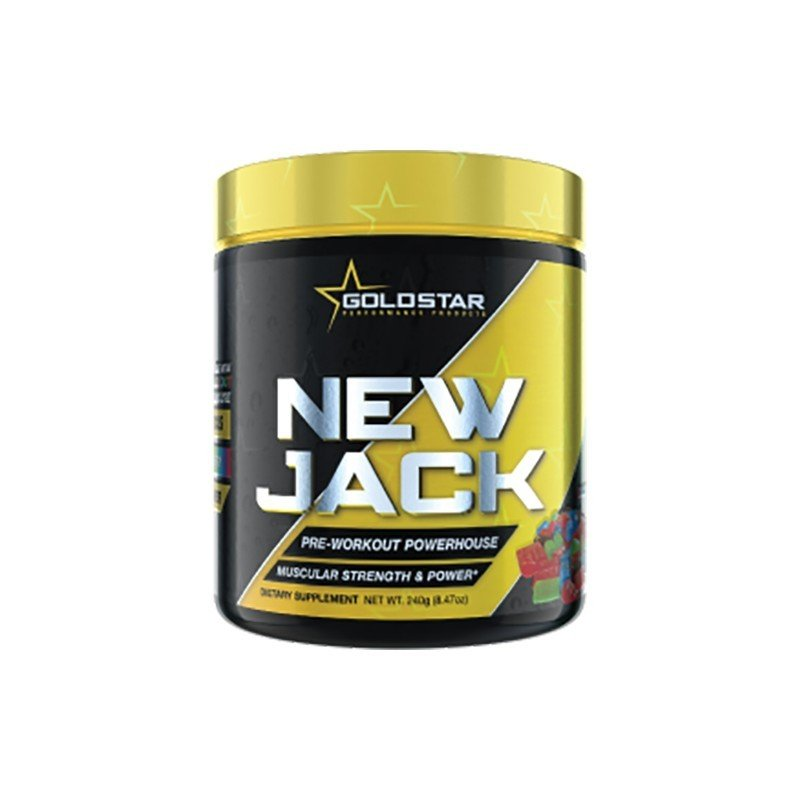 Предтреник NEW JACK Elite (30 порций)