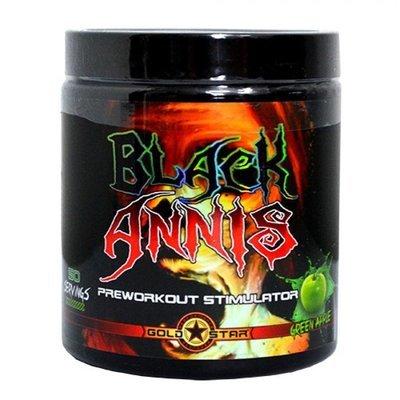 Предтренировочный комплекс Black Annis (50 порций)