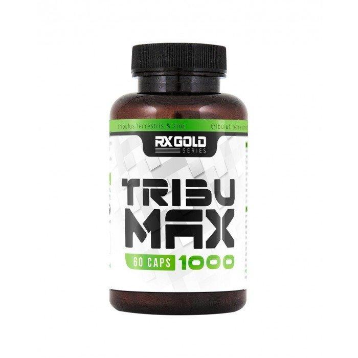 Трибулус Tribumax 1000мг/капс + цинк 60-120 капсул