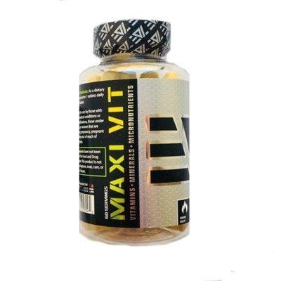 Витаминно-минеральный комплекс MAXI VIT (60 порций)