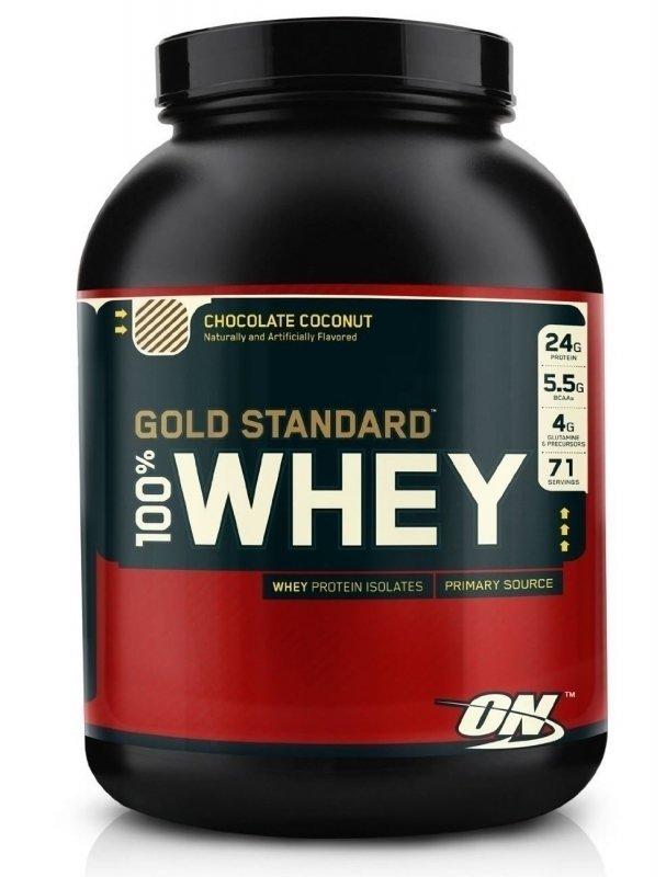 100 % Whey Gold Standard 2270гр. Optimum Nutrition