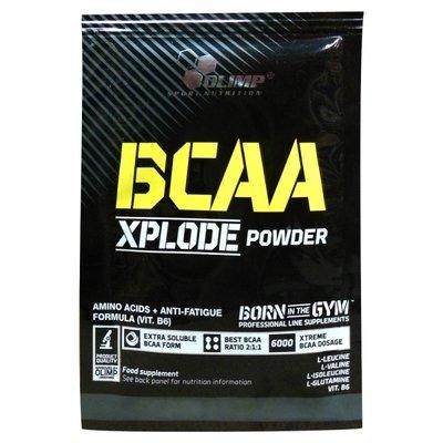 Olimp BCAA Xplode, 1000 гр.