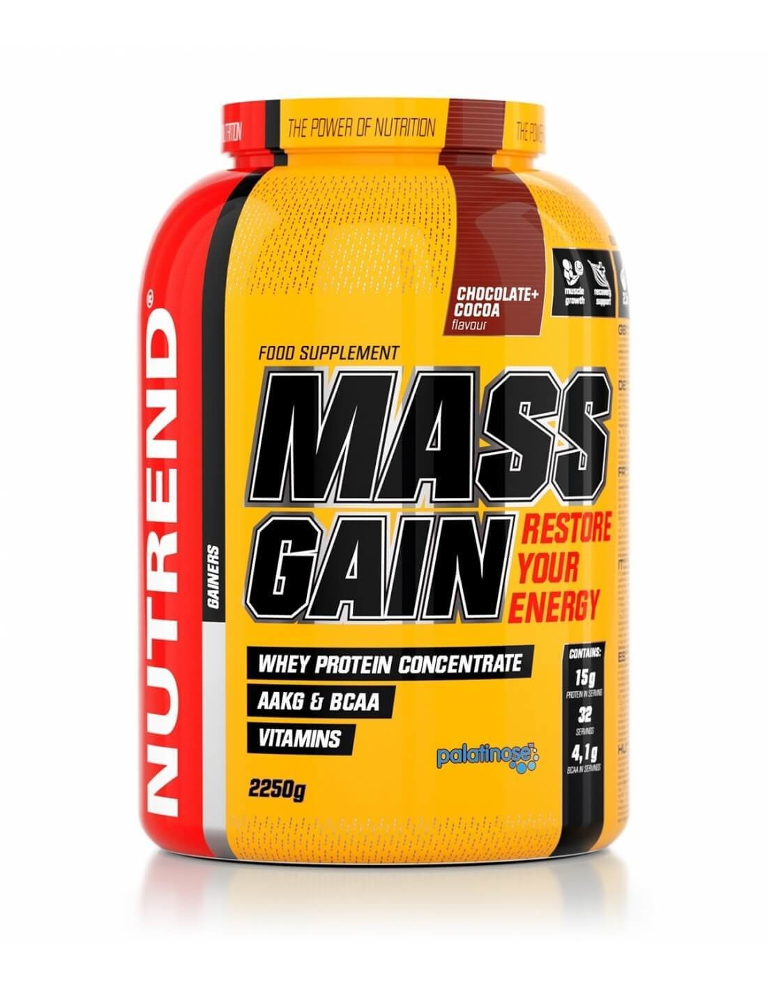Mass Gain Nutrend 1000-2250гр