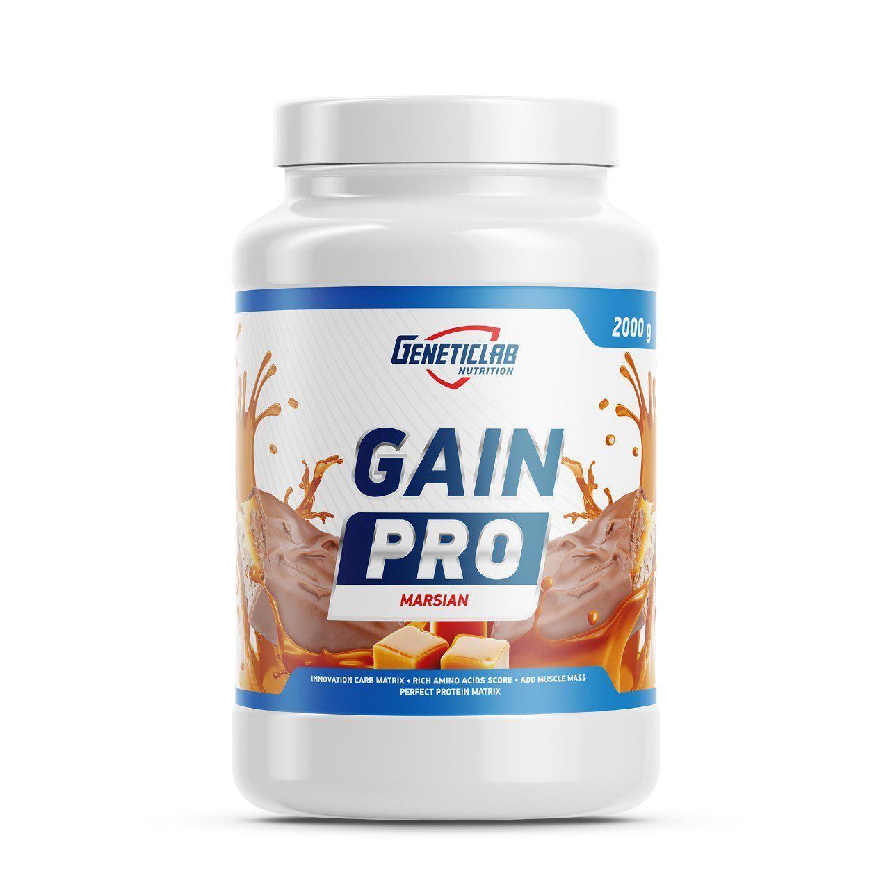 Geneticlab GAIN PRO 2000гр. 30% белка