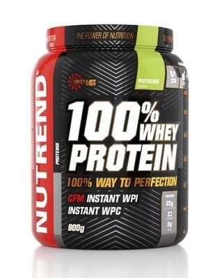 Сывороточный протеинNutrend 100% Whey Protein, 500гр/2250гр
