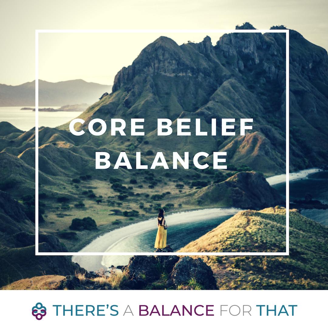 Core Belief Balance 4001