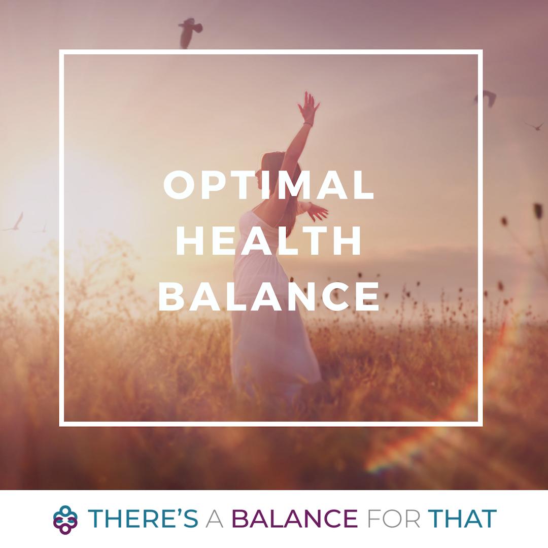 Optimal Health Balance 00000