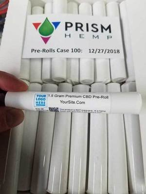 Wholesale CBD Flower - Prism Hemp