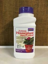 Bonide 8oz Systemic Houseplant Insect Control (Granular)