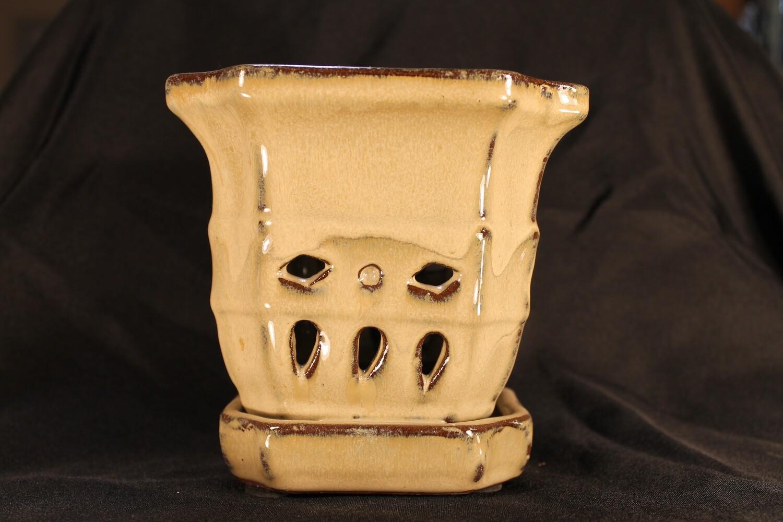 """5"""" Orchid Pot - Vase"""