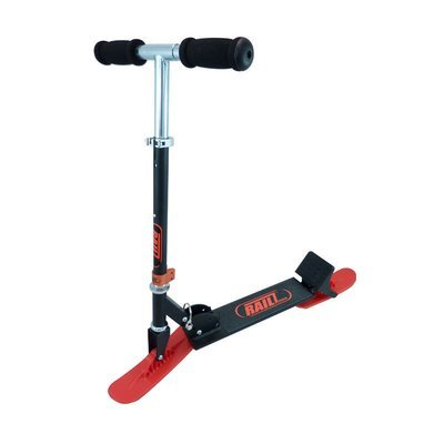 RAILZ Youth SnowScooter Black & Red 100-00018-004