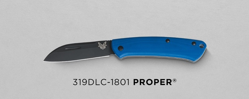 Benchmade, 319DLC-1801, Propel, Limited Edition (numbered)
