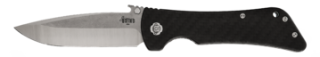 Southern Grind, SG02030008, Bad Monkey Emerson Drop Point Satin w/Carbon Fiber Handle