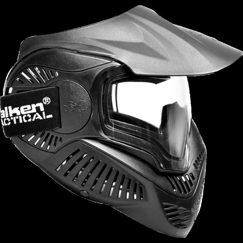 Valken, MI-7, Mask Black