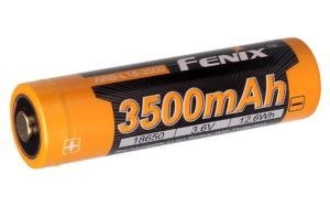 Fenix, arb-l18-3500, Rechargeable 18650