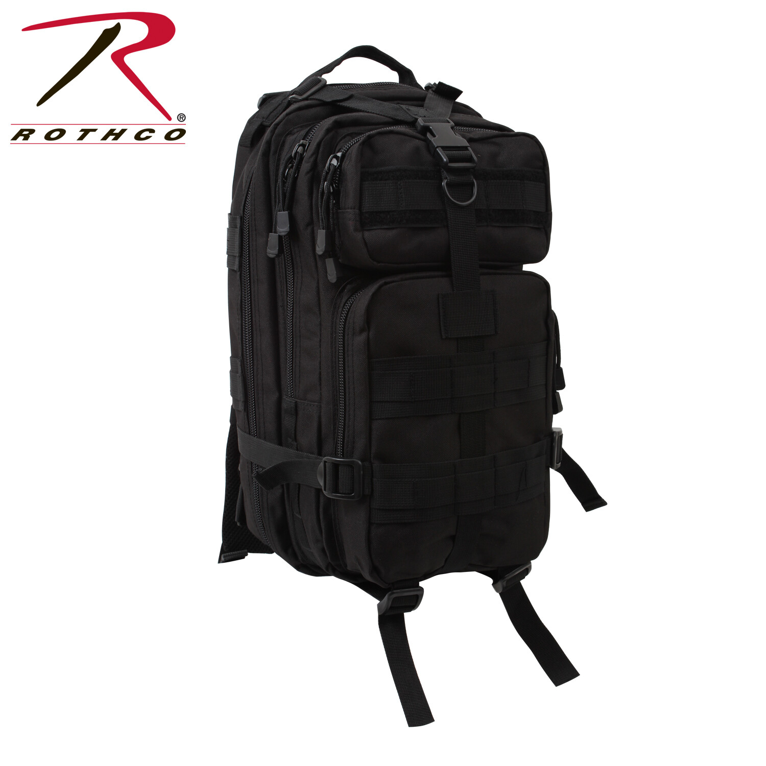 Rothco, 2287, Medium Transport Pack, Black