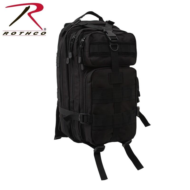 Rothco, 2287, Medium Transport Pack, Black