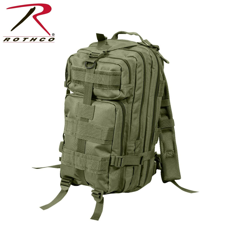Rothco, 2584, Medium Transport Pack, Olive Darb