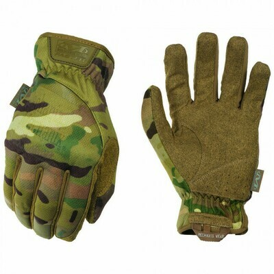 Mechanix Wear, 78010, Fastfit, Multicam, Large