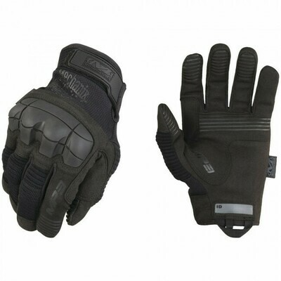 Mechanix Wear, MP355008, M-Pact 3, Black, Small